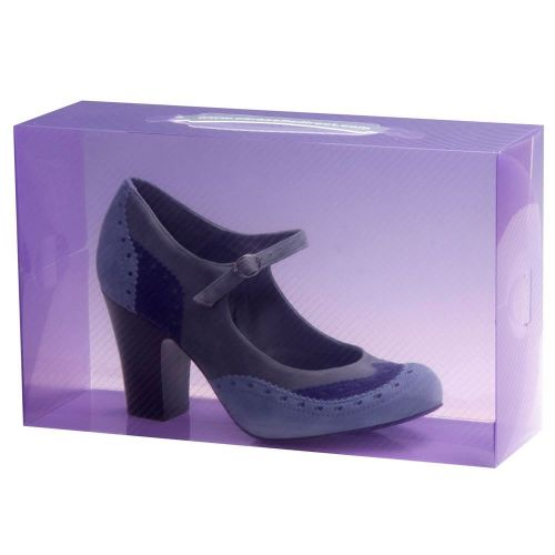 Ladies Stackable Shoe Storage Box