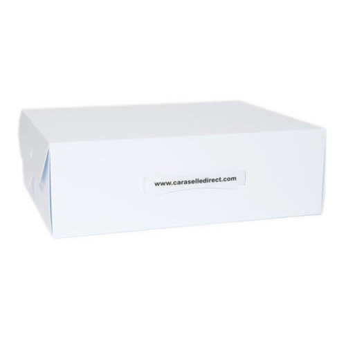 Small White Storage Box From Caraselle Direct